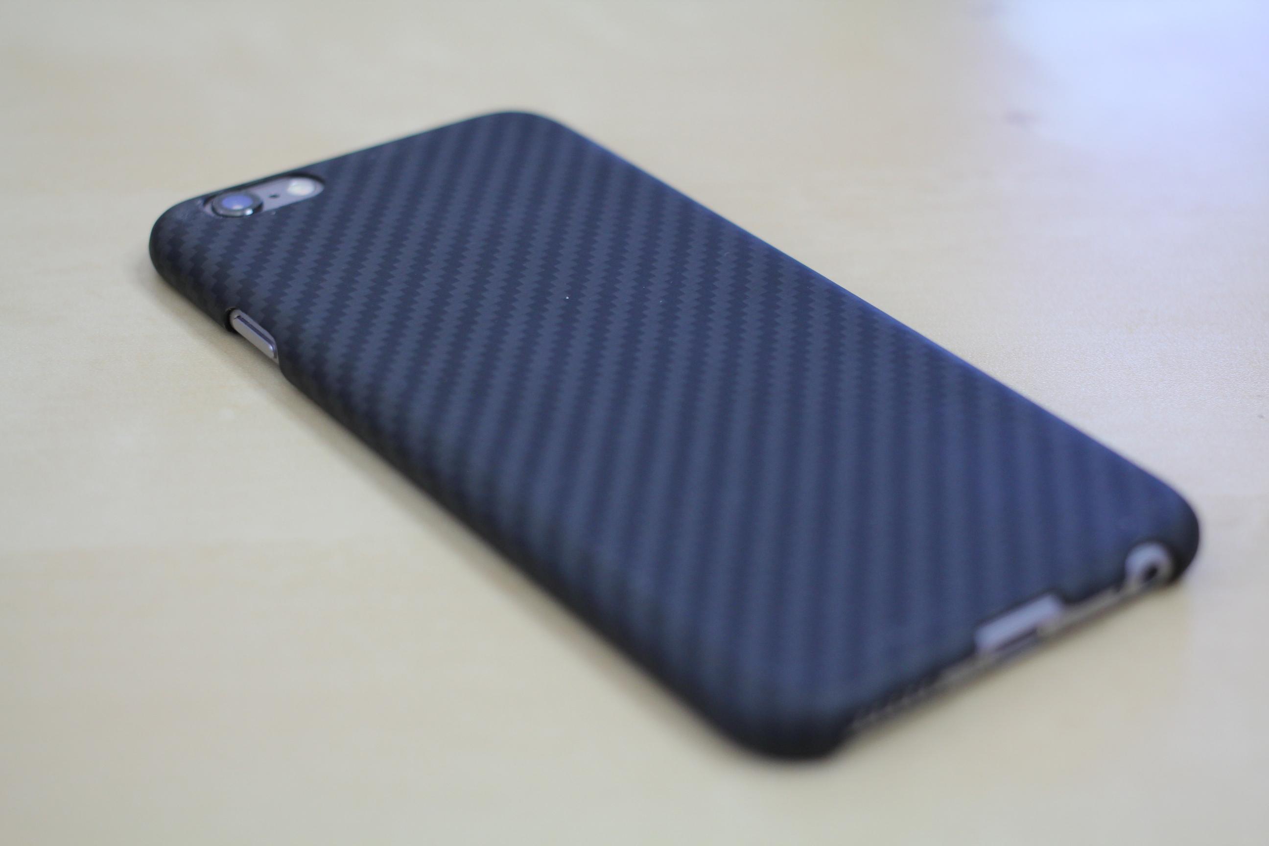 best service b206e 82a3d Pitaka Aramid iPhone Case Review - My New Favorite iPhone Case!
